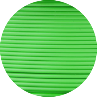 PLA Sample Gelbgrün