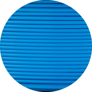 PLA Sample Himmelblau