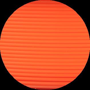 PLA Sample Leuchtorange